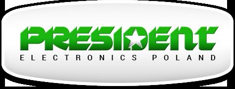 Logo President