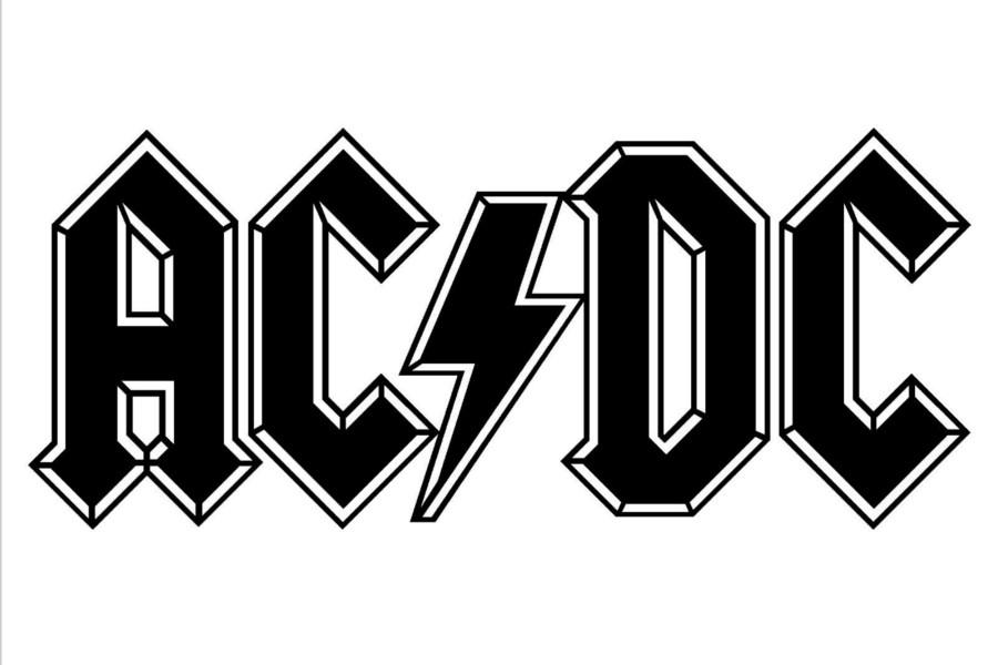 Logo firmy AC/DC