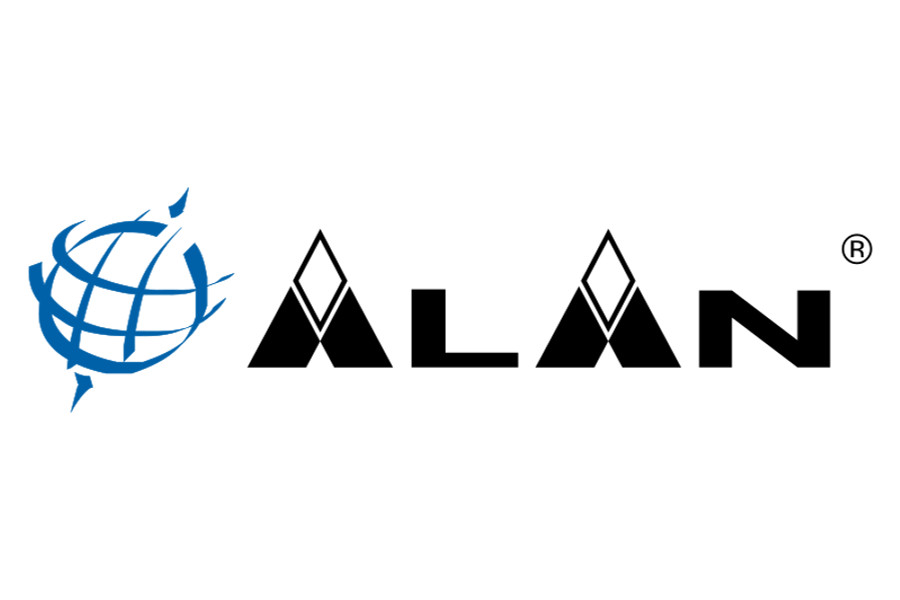 Logo firmy ALAN