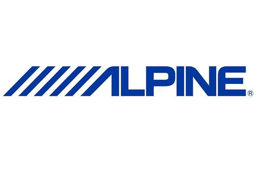 Logo firmy ALPINE