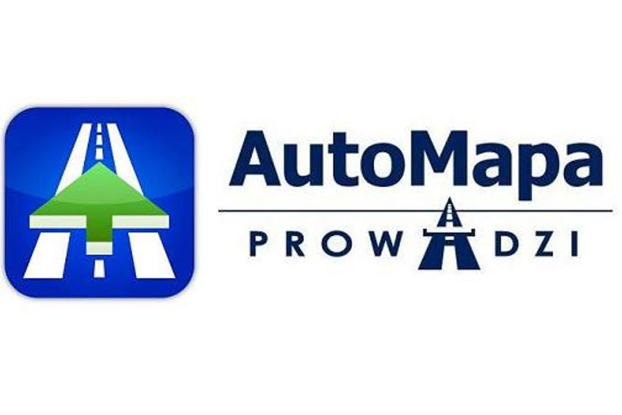Logo firmy AUTOMAPA