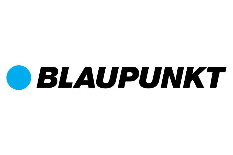 Logo firmy BLAUPUNKT