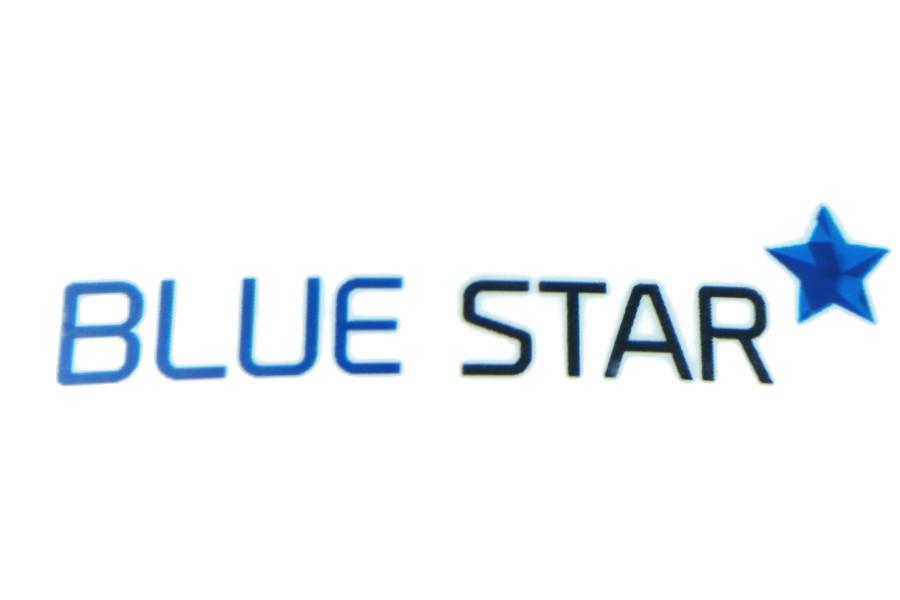 Logo firmy BLUE STAR