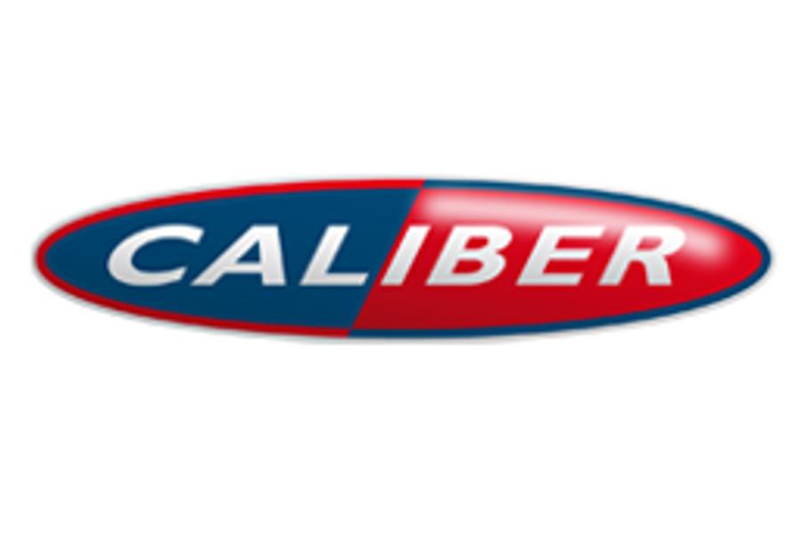 Logo firmy CALIBER