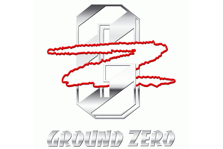 Logo firmy GROUND ZERO
