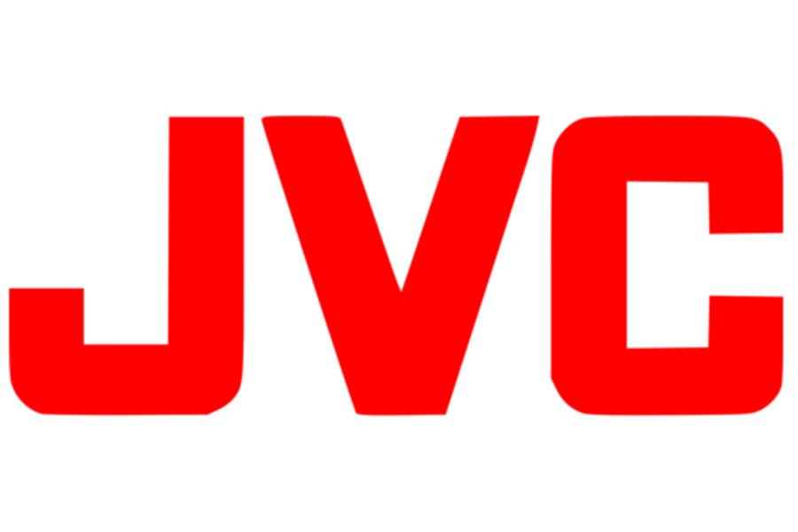 Logo firmy JVC