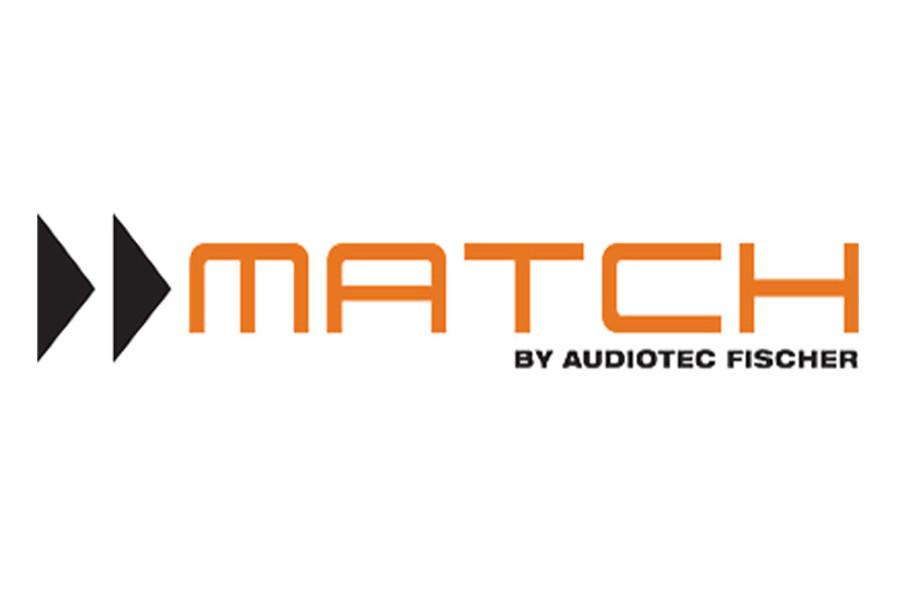 Logo firmy MATCJ BY AUDIOTEC FISHER