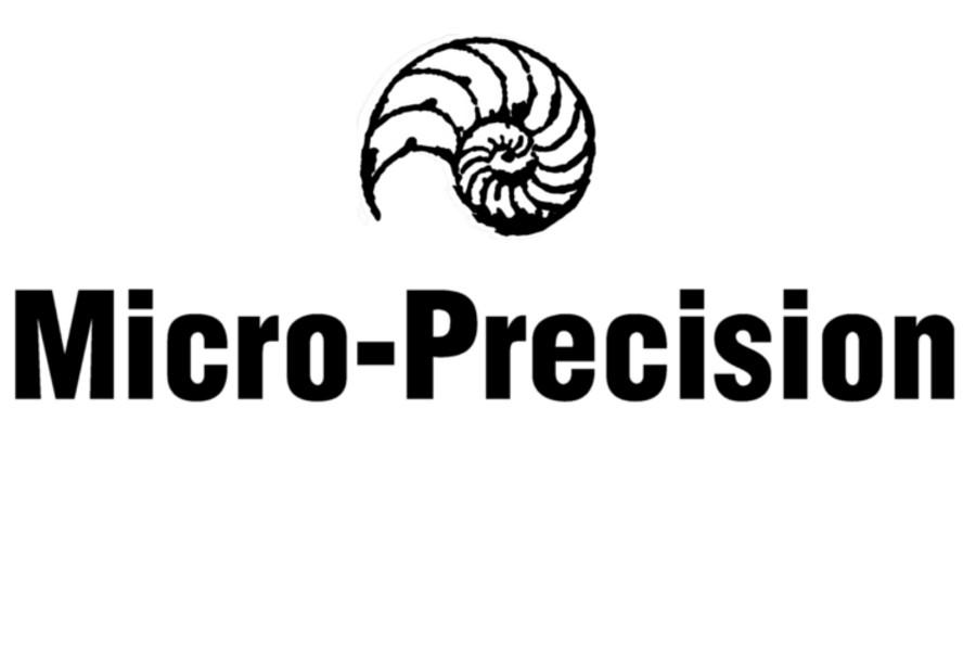 Logo firmy MICRO PRECISION
