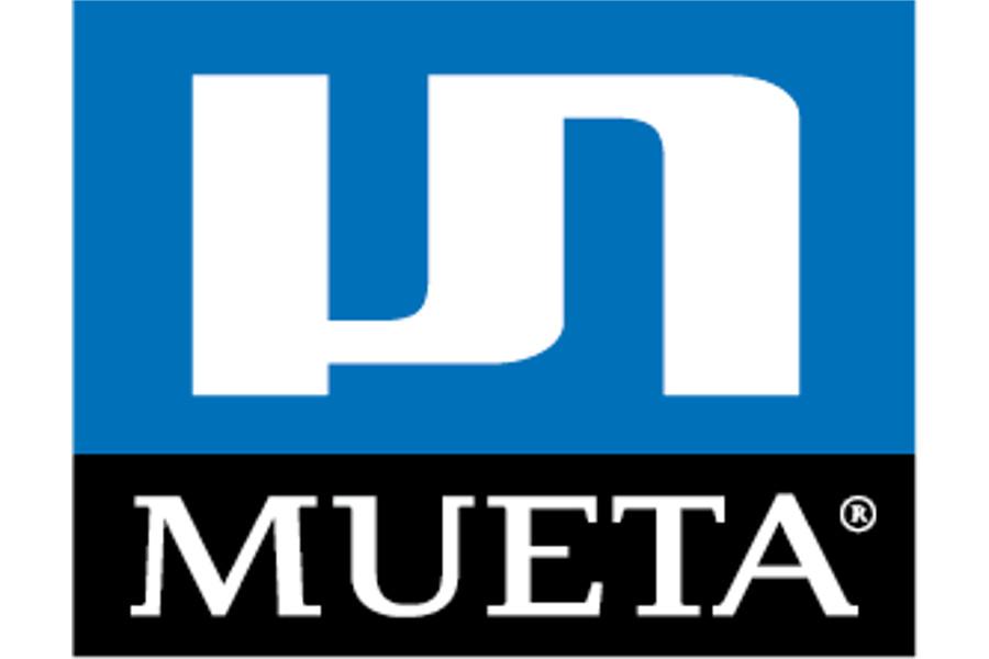 Logo firmy MUETA