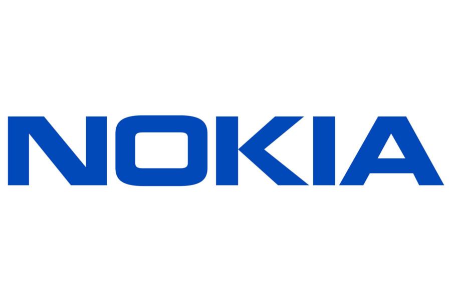 Logo firmy NOKIA