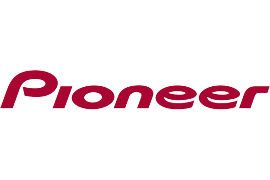 Logo firmy PIONEER
