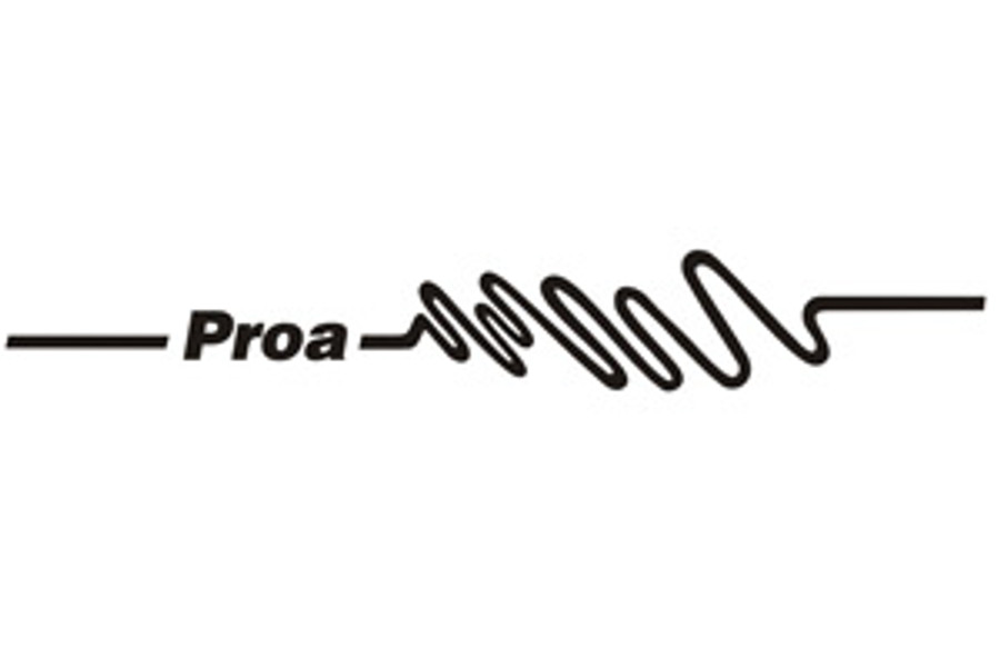Logo firmy PROA