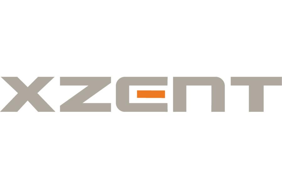 Logo firmy XZENT